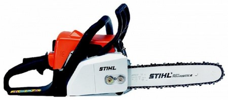 "Бензопила ""Stihl"" MS180 SUPER"" (31,8куб.см,1,5кВт/2л.с,3,9кг)"